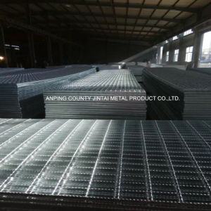 Galvanized Steel Grating 323/30/100mm