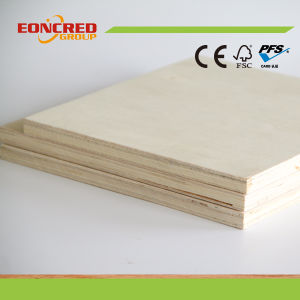 Bbcc Grade Commercial Plywood with 1.6-25mm
