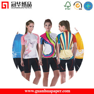Sublimation Paper Transfer Printing for Fashion Garment pictures & photos