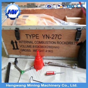 Petrol Engine Driven Gasoline Rock Drill Type Yn27 pictures & photos