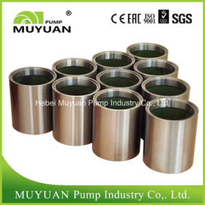 Wide Wear-Resistant Centrifugal Horizontal Slurry Pump Parts pictures & photos