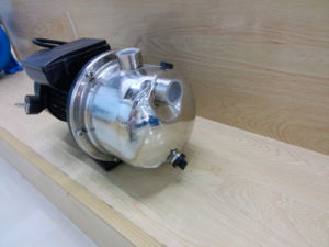 Js Stainless Steel Centrifugal Pump Domestic Car Wash High Pressure Water Pump pictures & photos