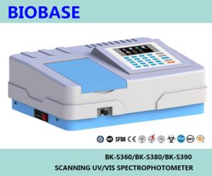 Single Beam Scanning UV/Vis Spectrometer with Good Quality pictures & photos