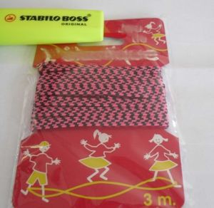 Chinese Jump Rope / Elastic Jump Rope Without Handle pictures & photos