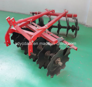 12-Blades Mounted Disc Harrow pictures & photos
