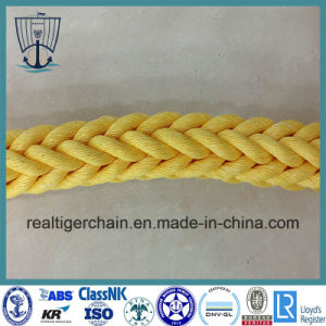 12 Strands PP Marine Mooring Rope Line pictures & photos