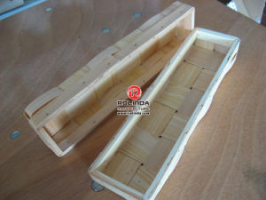 Narrow & Long Wooden Box for Packing pictures & photos