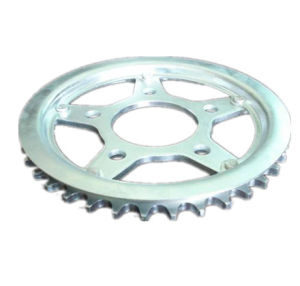 Motorcycle Sprocket -Rear Gear CBX250 37t (Brasil) pictures & photos