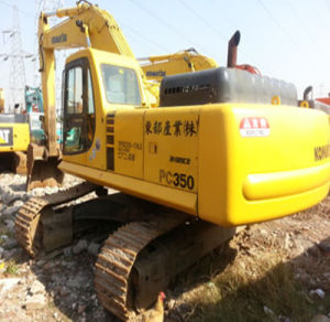 Used Komatsu Excavator PC350-6 Original From Japan pictures & photos