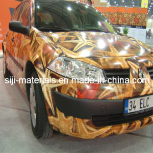 Self Adhesive Vinyl Car Wrapping Film
