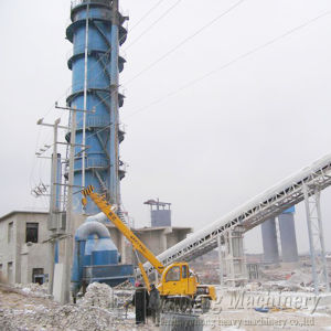 2016 Yuhong Good Price Lime Shaft Kiln Plant pictures & photos