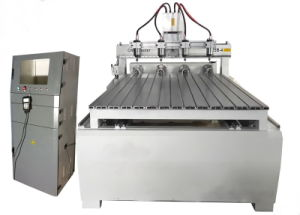 2D &3D Engraving, 3 Axis & 4axis, , Multi Function, 1325 Woodworking CNC Router pictures & photos