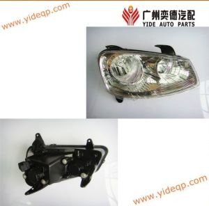 China Greatwall Wingle Steed 5 Power Front Headlight Auto Parts