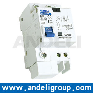 Residual Current Circuit Breaker Electronic Circuit Breaker (DZ47LE-63) pictures & photos