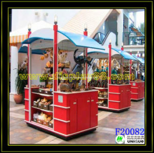 China Present Design Toys Display Showcase Toy Shop Furniture
