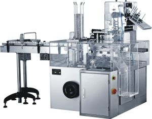 Zh100 Automatic Cartoning Machine pictures & photos