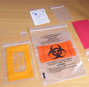 Medicinal Bag with FDA and SGS Food Test Report pictures & photos