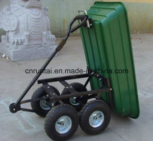 China Supplier Factory Price Popular Pneumatic Tyre Tool Cart pictures & photos