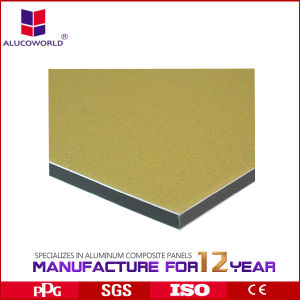 Alucoworld Fireproof Aluminum Composite Panel A2 Grade (ALK-C0811)