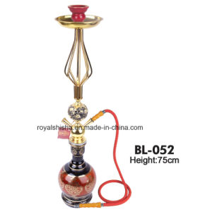 Hot Sale Large Shisha Wholesale Hookah Silicone Hose Amy Deluxe Hookah pictures & photos