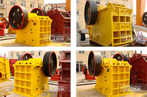 High Reliability and Durability Small Jaw Crusher in Jordan pictures & photos