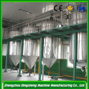 Crude Sunflower Oil/Peanut Oil/Soybean Oil/Rapeseed Oil/Fish Oil/Cottonseed Oil Refinery Equipment pictures & photos