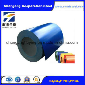 Cglcc Cgch Color Coated Galvanized Steel/PPGI Steel Coil/Gl Direct Mill