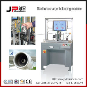 Jp Jianping Turboprop Turbine Impeller Dynamic Balancing Machine pictures & photos
