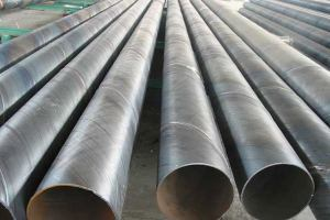 ERW Black and Galvanized Welded Steel Pipe/Tube