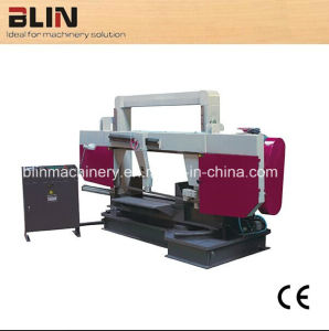 Horizontal Double Column Rotary Table Band Saw (BL-HDS-J50R/65R) (High quality) pictures & photos
