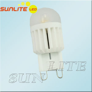 LED Ceramic G9 Crystal Lamp