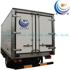 Refrigerated Truck Body (FRP Sandwich Panel) (SY-06)