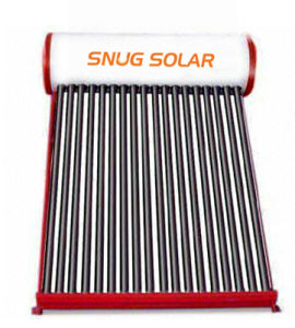 Hot Sell SUS304 Food Grade Stainless Steel Solar Water Heater pictures & photos