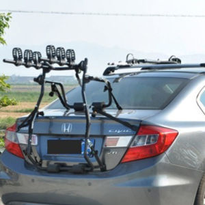 Universal Car Rear Bike Carrier with High Quality Steel (Bt RF408) pictures & photos