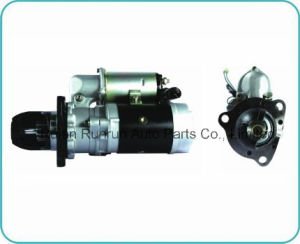 Auto Starter for Komatsu S6d140 (0-23000-7670 24V 11kw 12t) pictures & photos