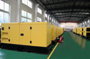 Soundproof Genset Weichai Brand pictures & photos
