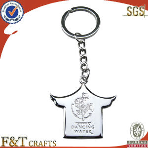Hotsale Custom Keyring (FTKC6011Y) Keychain pictures & photos