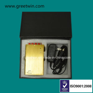 2g 3G 4G Full Bands Cellphone GPS Frequency Jammer Selectable Buttons (GW-JN5L) pictures & photos
