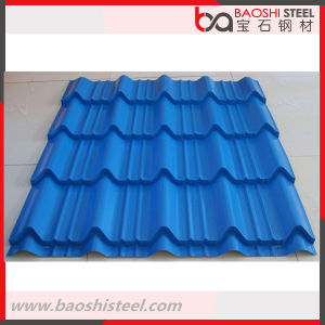 Color Coated Galvanized Corrugated Roofing Sheet/Roofing Tiles