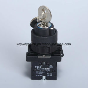 Key Switch/Push Button Switch with Ce/CB/CCC pictures & photos