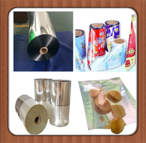 12mic Metallised Polyester Film pictures & photos
