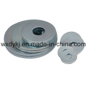 DIN125 Carbon Steel Zinc Plated Flat Gasket pictures & photos