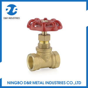 High Quality Brass Stop Valve pictures & photos