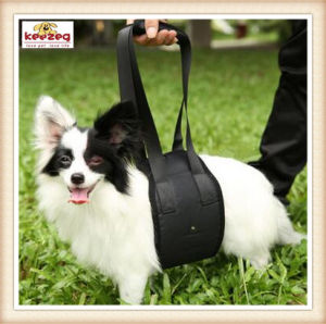 Dog Lift Support Harness for Canine Aid Elderly Pet with Weak Legs KC0115 china dog lift support harness for canine aid elderly pet with weak