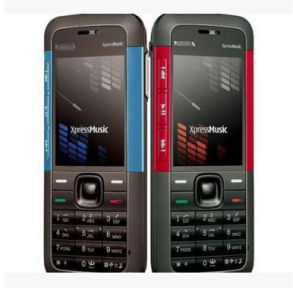 Ultra-Thin Straight Original 5310 Mobile Phone pictures & photos