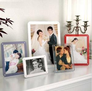 Sublimation Crystal Acrylic Photo Frame for Home Decoration pictures & photos