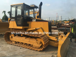 Used Small Cat D4c LGP Bulldozer/Caterpillar D3c D4c D4h D5g D5c D5n D5k Mini Dozer pictures & photos