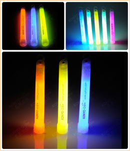 6 Inch Glow up 12 Hours High Light Glow Stick pictures & photos