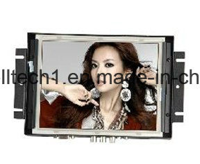 "8"" USB Touchscreen Open Frame Monitor with Metal Frame pictures & photos"