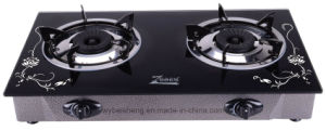 Latest Model Gas Stove, Two Burners pictures & photos